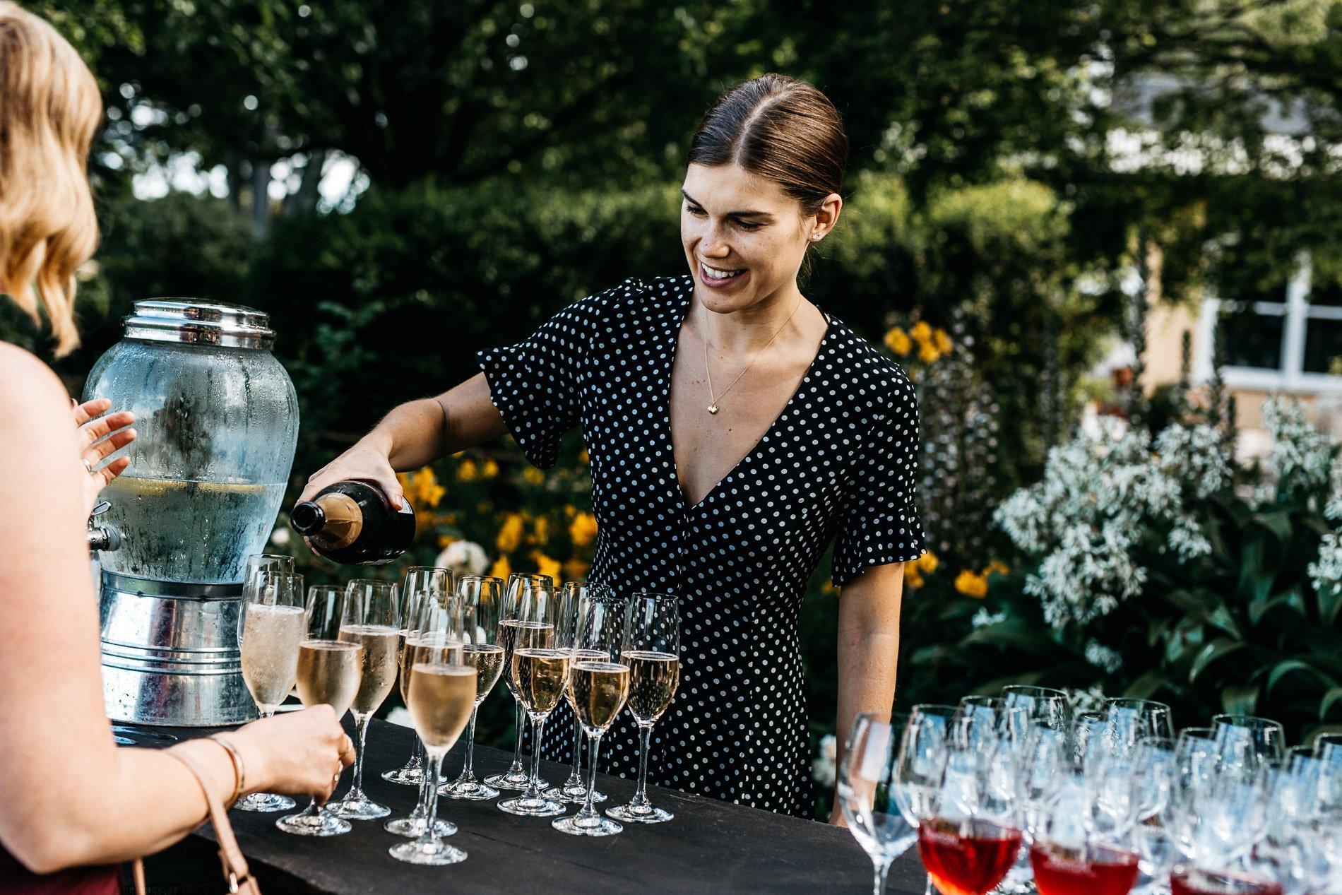 bride and groom Panton Vineyard wedding fern and sone photography red hill wedding wine