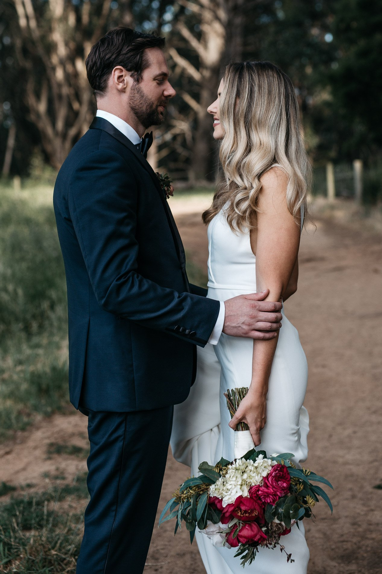 Red hill wedding epicurean fern and stone photography